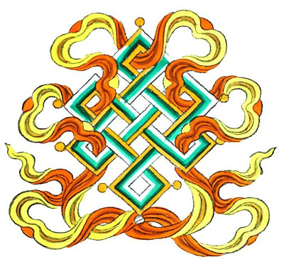 Palbheu (Endless Knot)